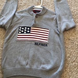 Tommy Hilfiger USA Flag sweater 🇺🇸💪